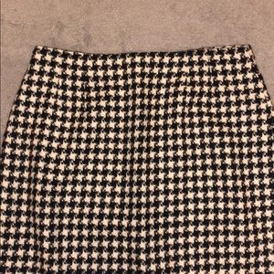 Chadwick's Houndstooth Skirt-Offer/Bundle to Save